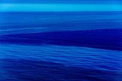 Мерцающий прилив моря Стоковое Фото