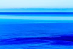 Мерцающий прилив моря Стоковые Фотографии RF