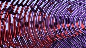 мерцая абстрактная предпосылка научной фантастики 4K акции видеоматериалы