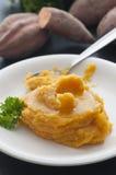 Месиво сладкого картофеля Стоковое фото RF