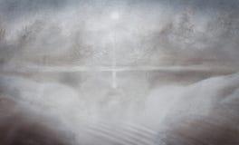 мессия творения стоковая фотография