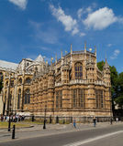 места Англии london собора поклонение westminster католического римское Стоковые Изображения