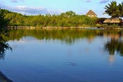 Места в курорте Стоковое Изображение RF