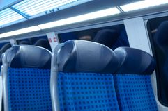 Места 3 поезда Стоковые Фото