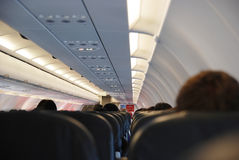 места самолета Стоковое Фото