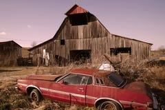 места Теннесси фермы Стоковые Изображения RF