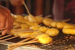 Местная еда Таиланд Стоковая Фотография