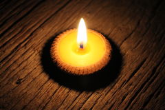 Местная свеча Стоковое фото RF