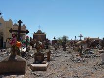 Местное кладбище стоковые изображения