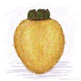 Местное яблоко Стоковые Изображения
