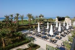 Местность курорта Lyra. стоковое изображение