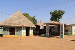 Местные дома стоковые изображения rf