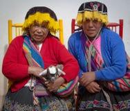 Местные женщины стоковое фото rf