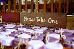 Местные подарки в память о вечере меда Орегона стоковые фото