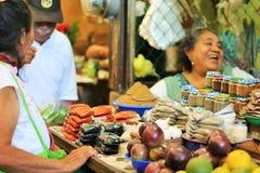 Местные рынки Стоковые Фотографии RF