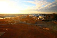 Местный авиапорт Стоковые Изображения