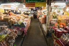 Местный продукт ходит по магазинам для путешественника Стоковые Фотографии RF