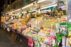 Местный путешественник sfor магазина продукта Стоковая Фотография