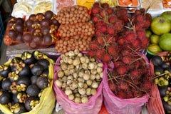 Местный плодоовощ стоковое фото rf