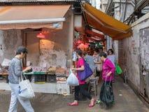 местный рынок Стоковая Фотография RF