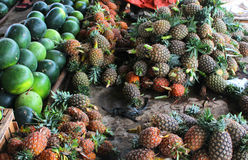 местный рынок Стоковое фото RF