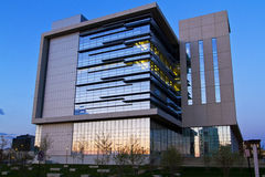 Местный суд Колумбуса Огайо Стоковая Фотография