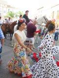 Местный фестиваль деревни Стоковое фото RF