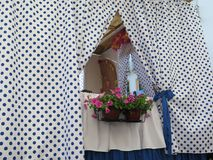Местный фестиваль деревни Стоковые Фотографии RF