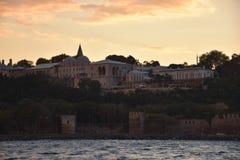 Место Ä°stanbul Topkapi Стоковое Изображение