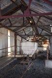 Место большой ямы промышленное в Уэльсе, Великобритании стоковые фото