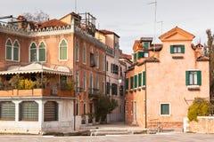 Место Венеция урбанское Стоковое Фото
