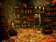 Место волшебника Стоковая Фотография