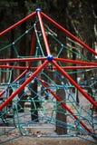 Место времени потехи спортивной площадки детей Стоковые Фото