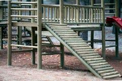 Место времени потехи спортивной площадки детей Стоковая Фотография RF