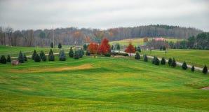 Место вызвало Woodstock стоковые фотографии rf
