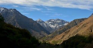 Место горы Стоковые Фотографии RF