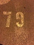 Место для парковки 79 Стоковые Изображения RF