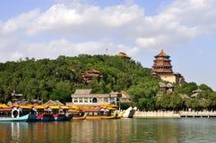 Место лета в Пекине Стоковая Фотография RF