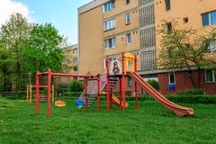 Место детей Стоковое Изображение RF