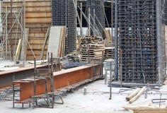 Место жилищного строительства Стоковые Фотографии RF