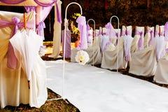 место замужества стоковые изображения rf