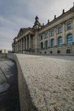 Место здания Reichstag немца Стоковая Фотография