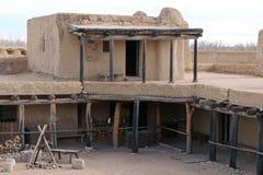 Место изогнутого форта ` s старого национальное историческое стоковые изображения rf