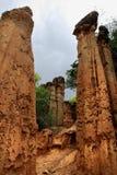 Место каменного век Isimila стоковая фотография