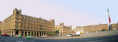 Место конституции в Мексике стоковые изображения