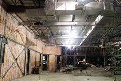 место конструкции промышленное Стоковые Фотографии RF