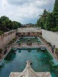 Место курорта султанов Yogyakarta - сари Taman стоковые изображения rf