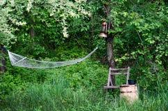 место лагеря restful Стоковое Фото
