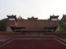 Место лета в городе Пекина Перемещение в городе Пекина, Китае Стоковые Изображения