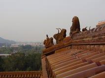 Место лета в городе Пекина Перемещение в городе Пекина, Китае Стоковое Изображение